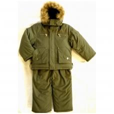 Žieminis kombinezonas - striukė, snego kelnės ir liemenė