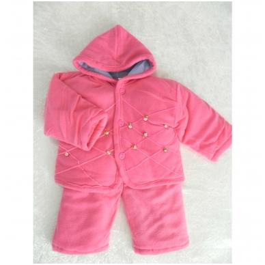 Šiltas kostiumėlis mažyliams