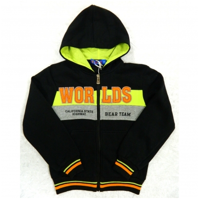 "Džemperis berniukams ""WORLDS"" 4"