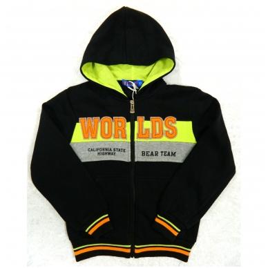 "Džemperis berniukams ""WORLDS"" 5"