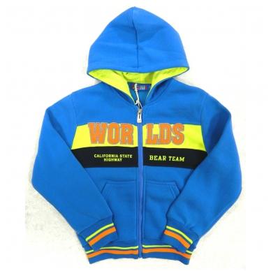 "Džemperis berniukams ""WORLDS"" 2"