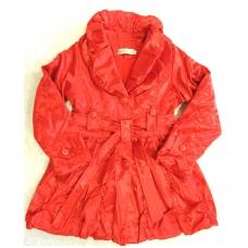 Madinga vaikiška striukė-paltukas mergaitėms