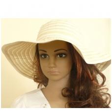 Madinga vasarinė skrybėle lankstoma