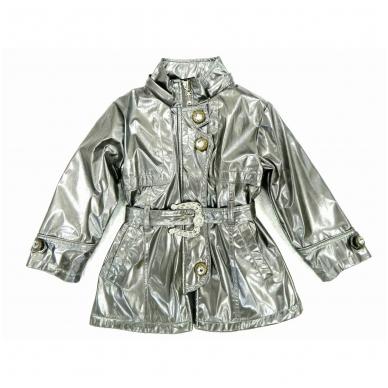 Madinga vaikiška striukė-paltukas mergaitėms 6