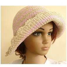 Moteriška nerta skrybėlė