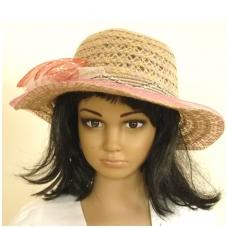 Moteriška  vasarinė skrybėle