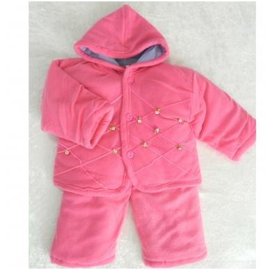Šiltas kostiumėlis mažyliams 2