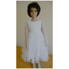 """Suknelė balta šventinė """"Angelas"""""""
