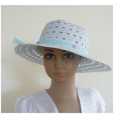 Vaikiška vasarinė skrybėlė