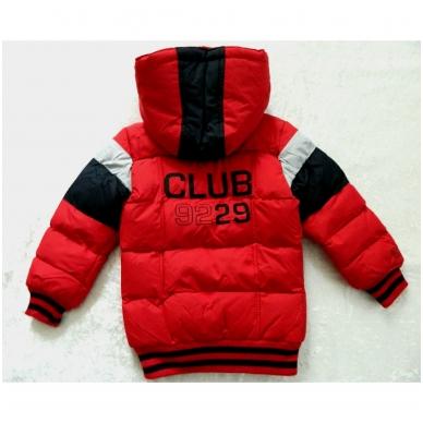 """Vaikiška striukė berniukams """"CLUB 9229"""" 6"""