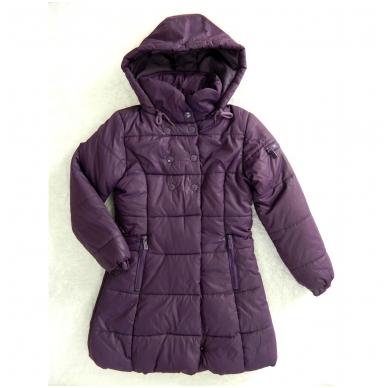 Žieminė vaikiška striukė-paltukas