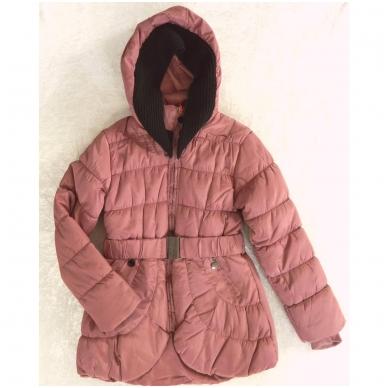 """Žieminė vaikiška striukė-paltukas """"Fashion"""" 5"""