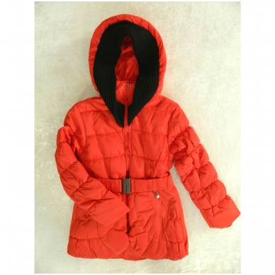"""Žieminė vaikiška striukė-paltukas """"Fashion"""" 4"""