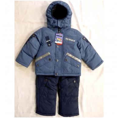 """Žieminis kombinezonas - striukė ir snego kelnės """"DOREMI"""" 2"""
